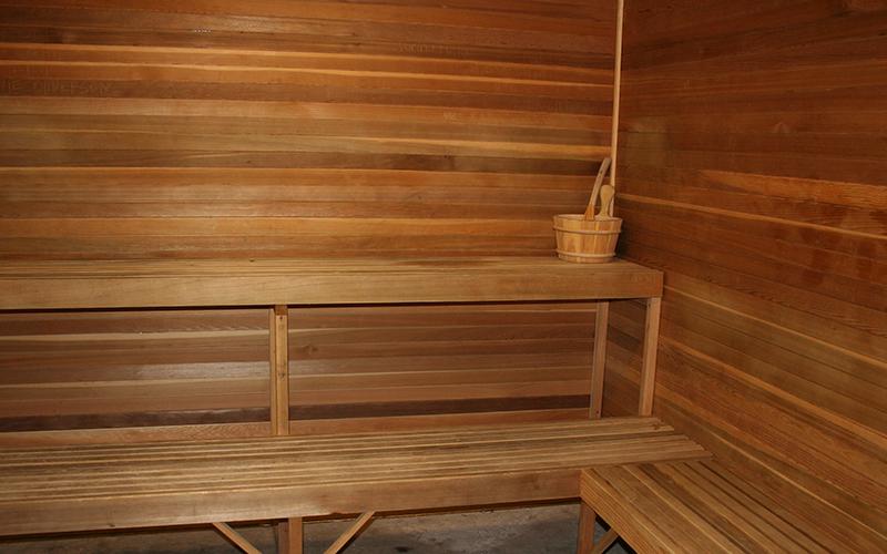 Summit-Sauna