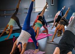 Summit Yoga Classes
